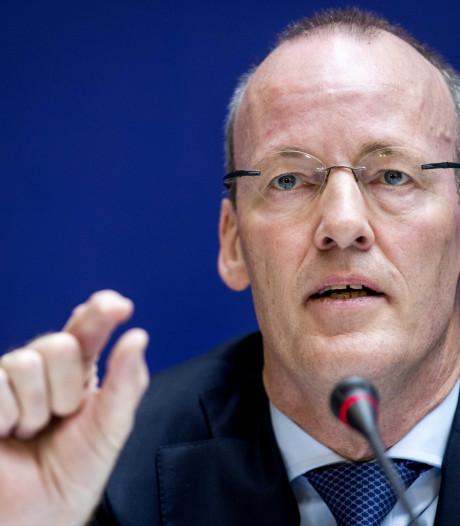DNB-baas Knot hard over beleid ECB
