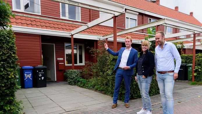 Container Verkoop Huizen : Huizen raken langzaamaan op amersfoort ad.nl