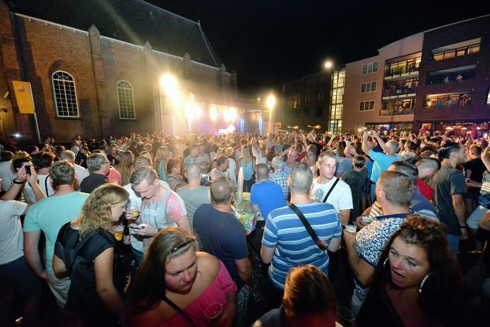 In augustus 2016 trad onder meer Django Wagner op tijdens het Zomeravondspektakel.