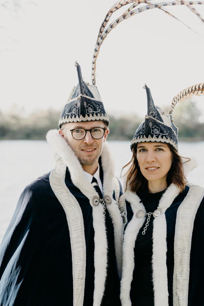 Prins Jochem en Adjudant Anneke