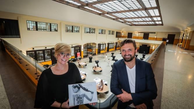 Fotografe Amélie Soenen stelt fotoboek '(K)Anker' voor met danstentoonstelling in Thor Central Genk