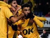 El Allouchi: 'Blij om terug te zijn en te scoren, alleen uiteindelijk heb je er weinig aan'