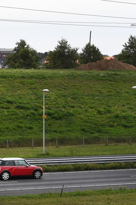 Heb jij een idee wat je kunt doen óp een geluidswal langs een snelweg?