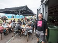 Udense kantinebeheerder op Wish-terrein: 'Ik ben een vader voor het zooitje hier'