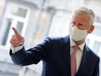 """De Crem spreekt voor het eerst als burgemeester: """"Of ik nu burgemeester blijf tot 2024? Ik zie niet in waarom niet"""""""
