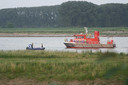 Zoektocht naar 47-jarige man die verdronk in Waal bij Tiel toen hij vrouw wilde redden
