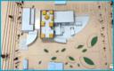 Maquetten van de nieuwbouw Bossche Vakschool