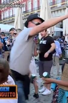 """Le comportement """"indigne"""" de certains supporters brugeois à Madrid"""