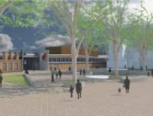 Zevenaar krijgt een Turmacplein op terrein voor gemeentehuis en Hal12