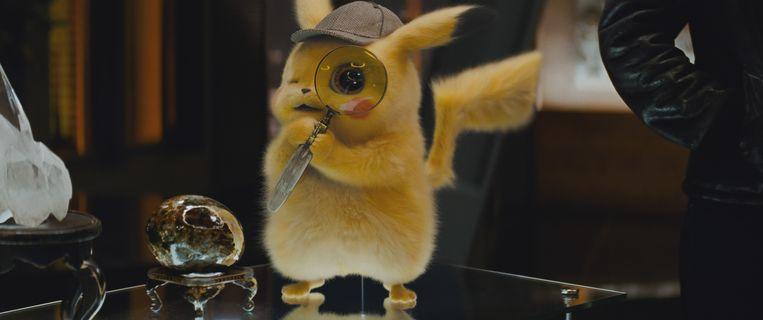 Pokemon Detective Pikachu Beeld Warner Bros. Picture