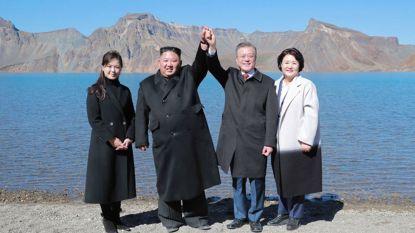 Kim Jong-un stuurt Koreaanse rashonden als cadeau voor Zuid-Koreaanse president
