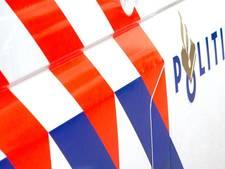 Zeven auto's op elkaar bij Nieuwerkerk