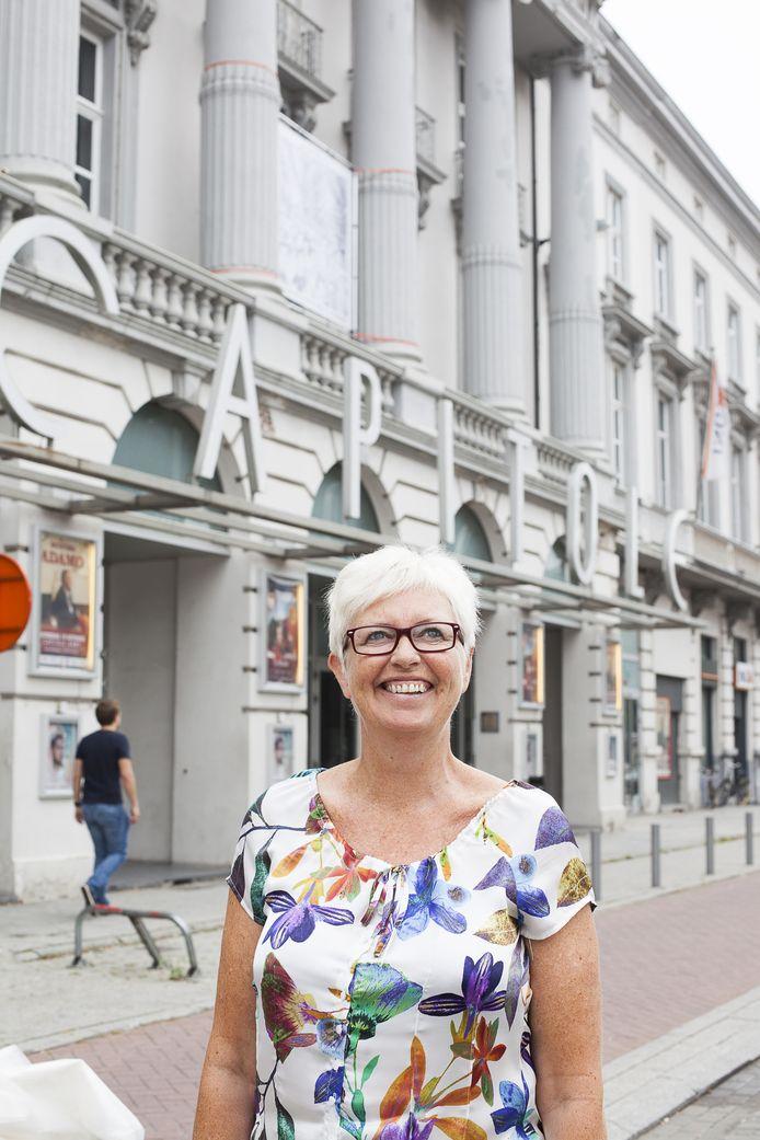 """Hilde Allaert verlaat na tien jaar de Capitole en trekt als directeur naar Sint-Bavo. """"De school leiden is een mooie uitdaging."""""""