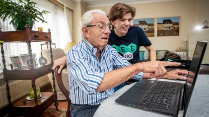 Bedrijfje helpt senioren met IT-problemen uit de nood