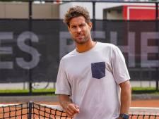 Tenniscoach Peter Lucassen uit Vught ziet potentie: 'Vier of vijf spelers richting de top honderd'