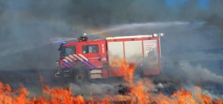 Verhoogd risico op natuurbranden in Noord- en Oost Gelderland