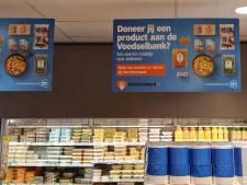 Voedselbank vreest minder opbrengst supermarktactie: 'Vrijwilligers maken het verschil'