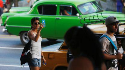 Cuba start (eindelijk) met mobiel internet