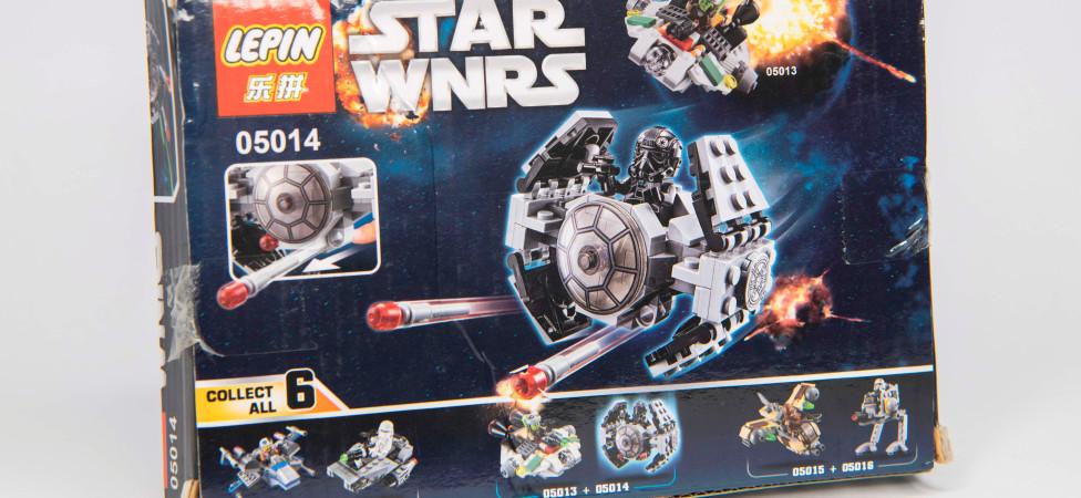 Gevoelige klap voor Chinese namaker van Lego