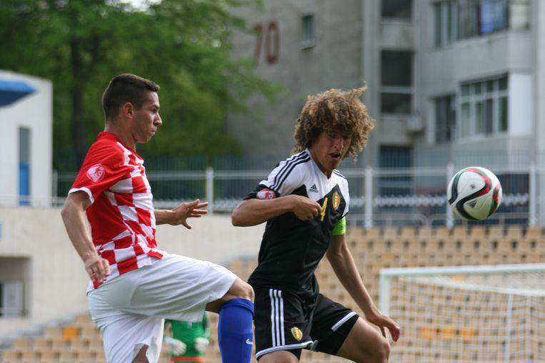 De Belgische U17 halen het op penalty's van Kroatië in de kwartfinale van het EK in Bulgarije. Daarmee plaatsen ze zich ook voor het WK in Chili.