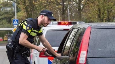 23-jarige man aangehouden voor rijden onder invloed in Breda