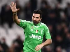 Buffon keert terug in 'La Squadra Azzurra'