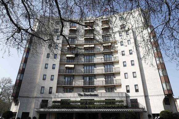 The Dorchester Hotel (Londen).