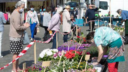 """""""Ik ben zó bang om dingen aan te raken"""": wij gingen langs in Diepenbeek bij de eerste markt in Limburg"""