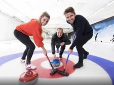 Frans Bauer haalt schouders op over kritiek op goed bekeken Curling Quiz