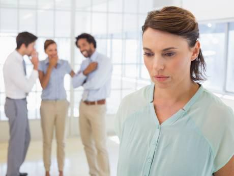 Kwart van de mensen gepest op werkvloer: 'Alles behalve een kleuterding'