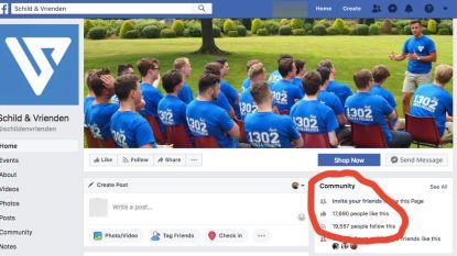Schild & Vrienden heeft er op één dag duizenden volgers bij op Facebook