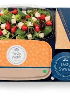 KLM komt (uit nood) met luxe salade