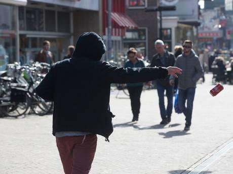 Een colablikje zomaar op straat gooien? In Ede amper een probleem