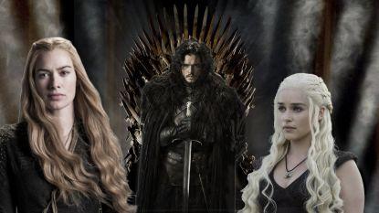 Tijd voor de finale van Game of Thrones! Wist jij deze 10 dingen al?