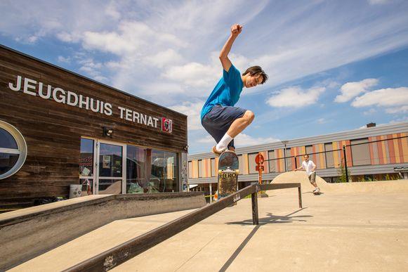 (Archiefbeeld) Skatepark in Ternat.