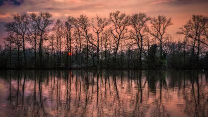 Droom even weg bij deze zonsondergang aan het Donkmeer
