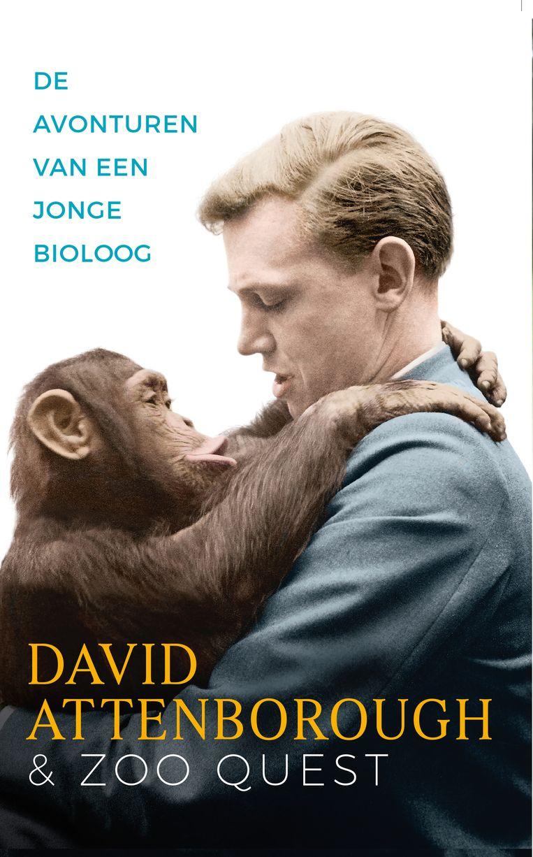 'De avonturen van een jonge bioloog', David Attenborough. Uitgeverij Spectrum, €22,50 paperback, E-boek €14,99 ISBN 9789000360994 Beeld x