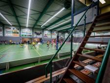 Gemis van trapsupporters laat zich gelden in De Schalm in Ootmarsum