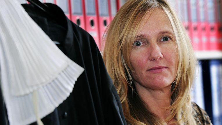 Advocate Liesbeth Zegveld Beeld anp