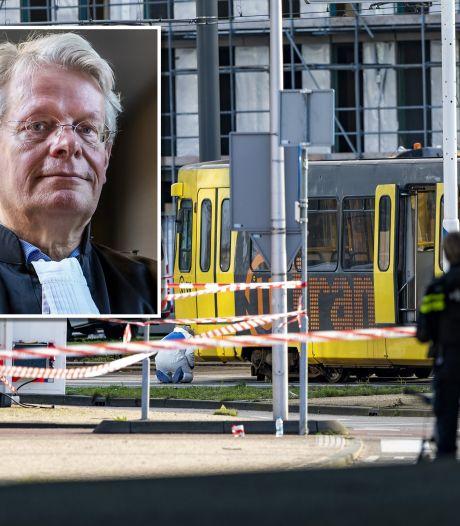 Rechter die tramschutter levenslang gaf: 'Heb veel meegemaakt, maar nog nooit in deze mate'