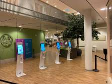 Digitale check bij Bernhoven en weer andere routing  naar polikliniek