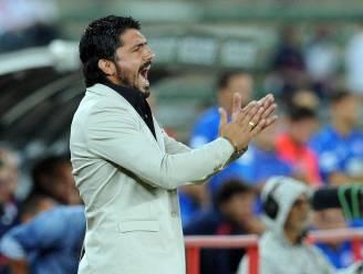 Gattuso stapt op bij Pisa na ruzie met clubleiding
