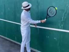 Federer lance son propre challenge, Djokovic lui répond