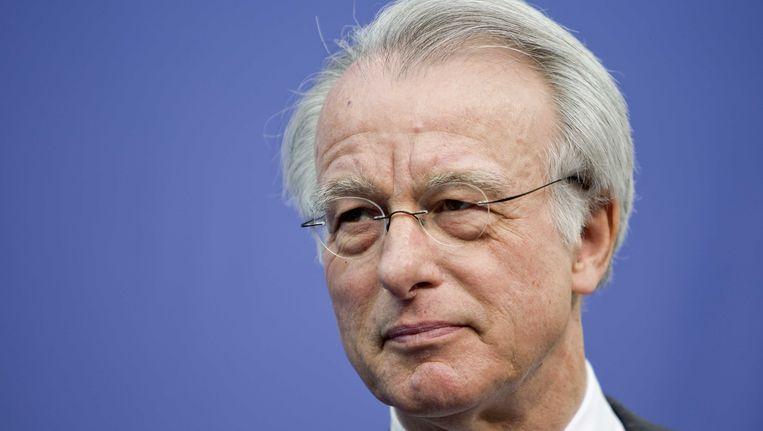 De Haagse burgemeester Jozias van Aartsen Beeld ANP