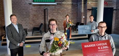 Computermuseum wint Carat Cultuurprijs, aanmoedigingsprijs voor reizend theaterproject Waskracht