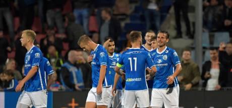 Bij FC Den Bosch viel eindelijk alles even op zijn plek
