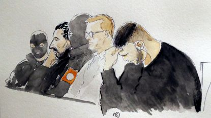 """Nemmouche in zijn laatste woord: """"Het leven gaat verder"""", daders aanslag Joods Museum kennen straks hun straf"""