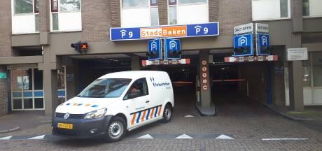 Parkeergarage nog altijd 'spotgoedkoop' in Almelo