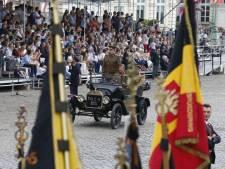 Les festivités du 21 juillet sous le signe du 75e anniversaire de la Libération