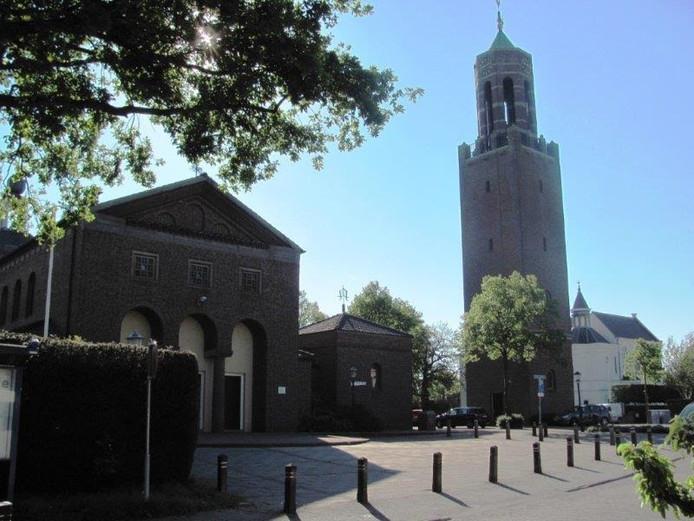 De kerk in Velddriel
